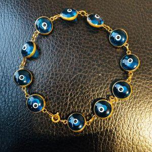 Jewelry - 14k GOLD OVER BRACELET